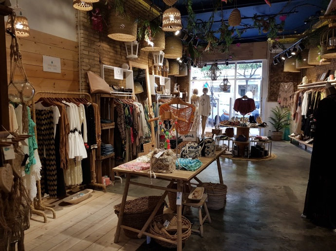 tienda sanjhara